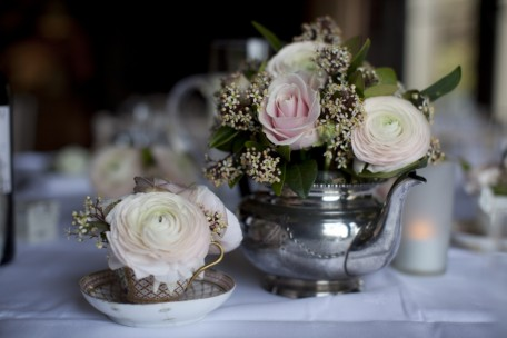 Hoscote House Wedding Flowers