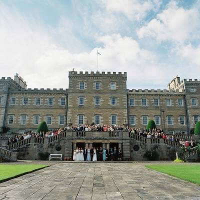 Mellerstain House - Scottish wedding venue