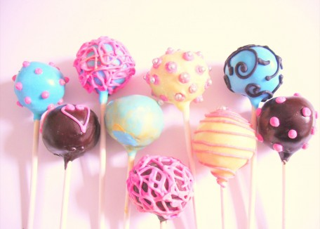 Cake Pops from Fifi's Boutique Cakes