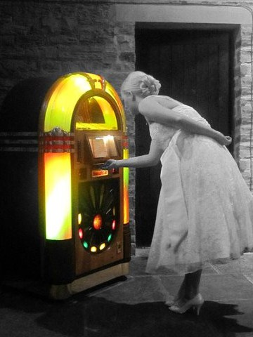 wedding jukebox for hire