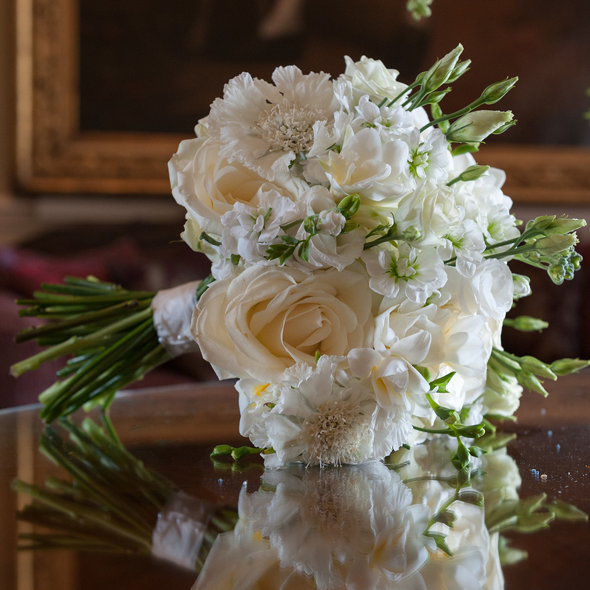 Wedding Bouquets Fresh Flowers : Bridal bouquets by get knotted fresh and beautiful