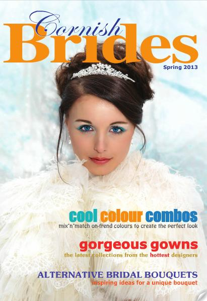 Cornish Brides Spring 2013