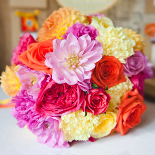 Get Knotted Wedding Planner - Wedding Flowers