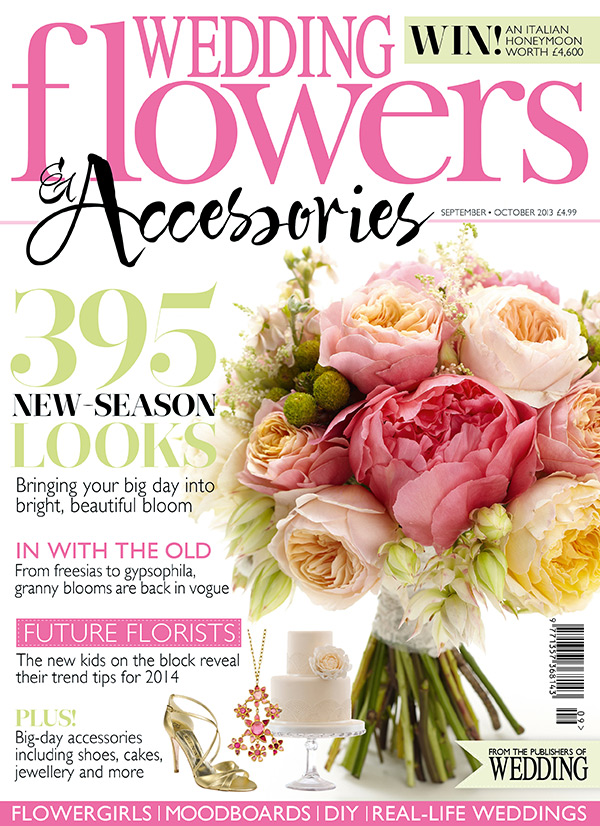 Wedding Flowers & Accessories Sept/Oct 2013