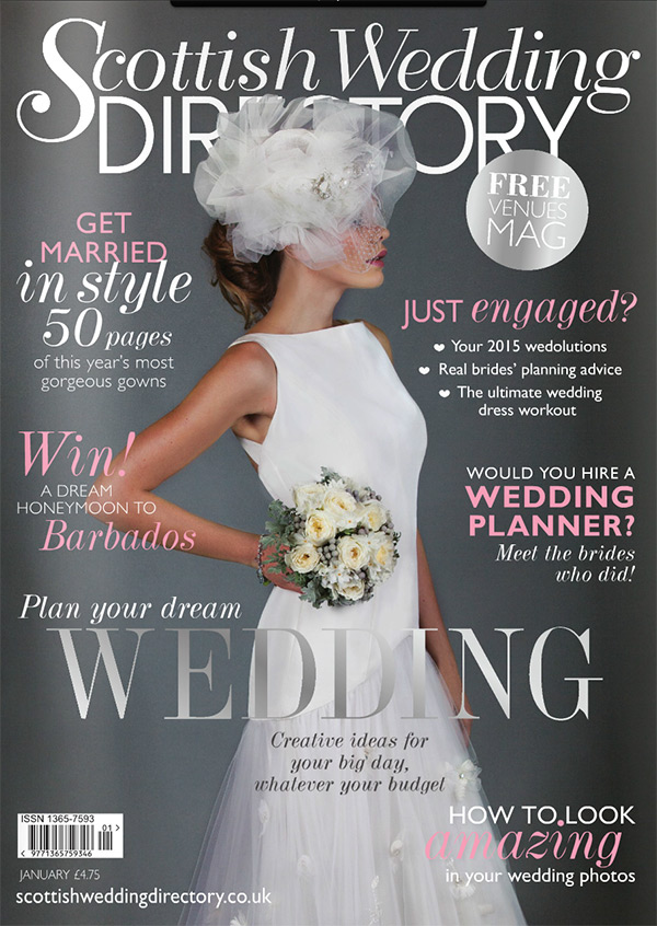 Scottish Wedding Directory Jan 2015