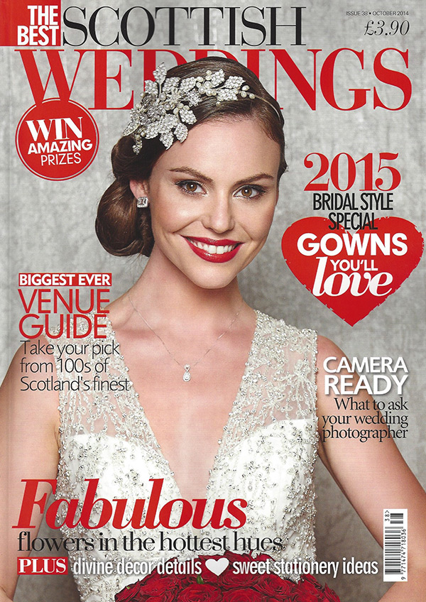 Best Scottish Weddings October 2014