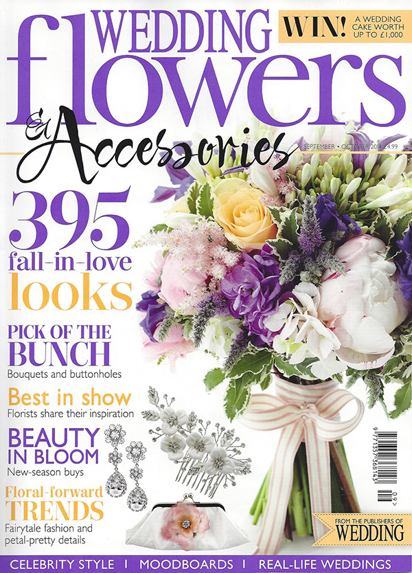Wedding Flowers & Accessories September October 2014