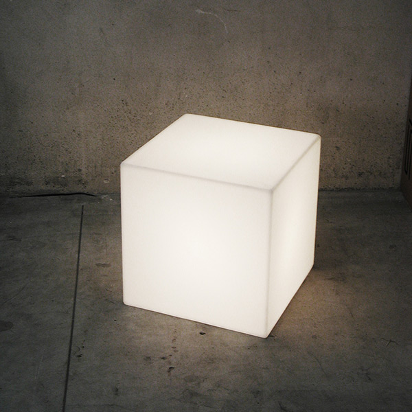 Led Light Cube Seats From Get Knotted Wedding Hire Collection